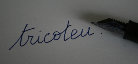 écrire tricoteuses ou tricoteurs?