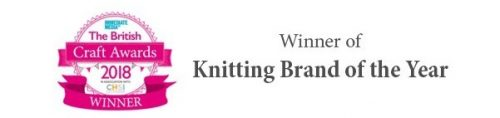knitting brand of the year