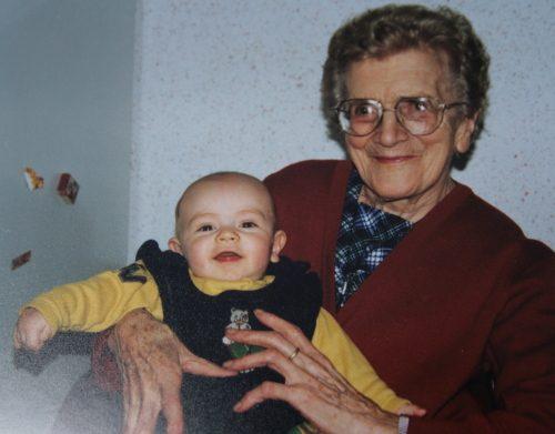 Bonne-maman Lise et Luis