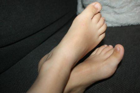 pieds nus de Rosa