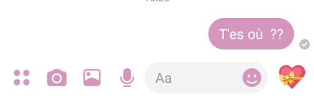 question messenger