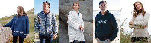 modèles en Denim Revive - Ocean Blue