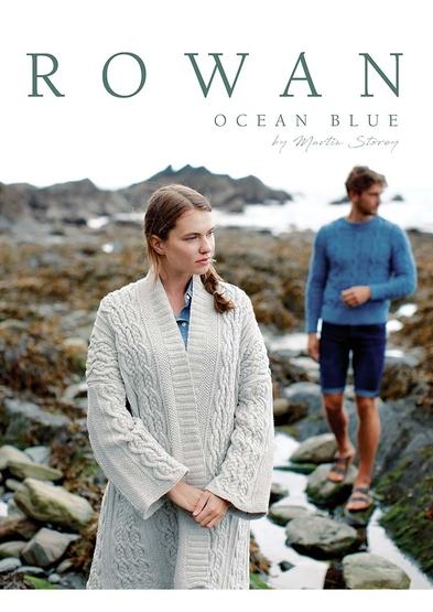 Magazine Ocean Blue