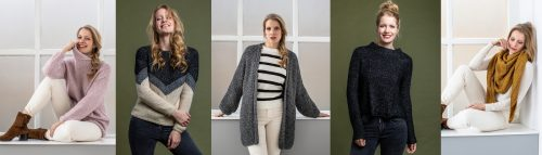 modèles Cosy Wool