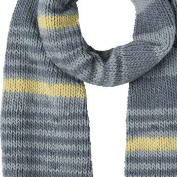 Magic Knit Coloris 81 tricoté en écharpe