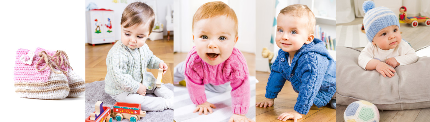 Modèles Bravo Baby