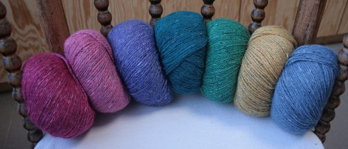 Felted Tweed - divers couleurs