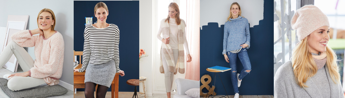 modèles Alpaca Couture
