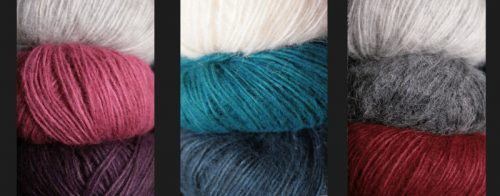 associations de 3 coloris Alpaca Classic