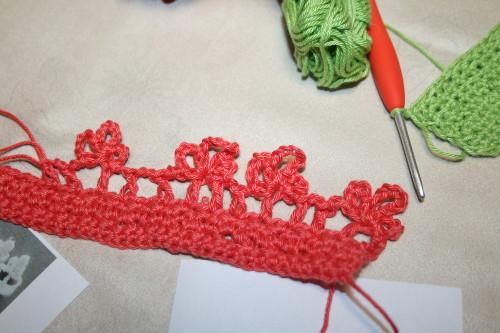 exercices atelier crochet