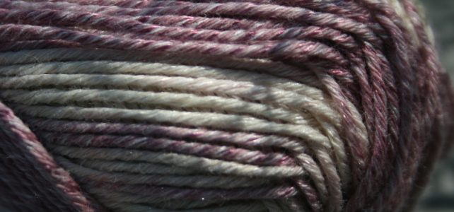 Tricoter en été?